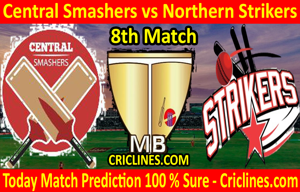 Today Match Prediction-Central Smashers vs Northern Strikers-Malaysian T10 Bash-8th Match-Who Will Win