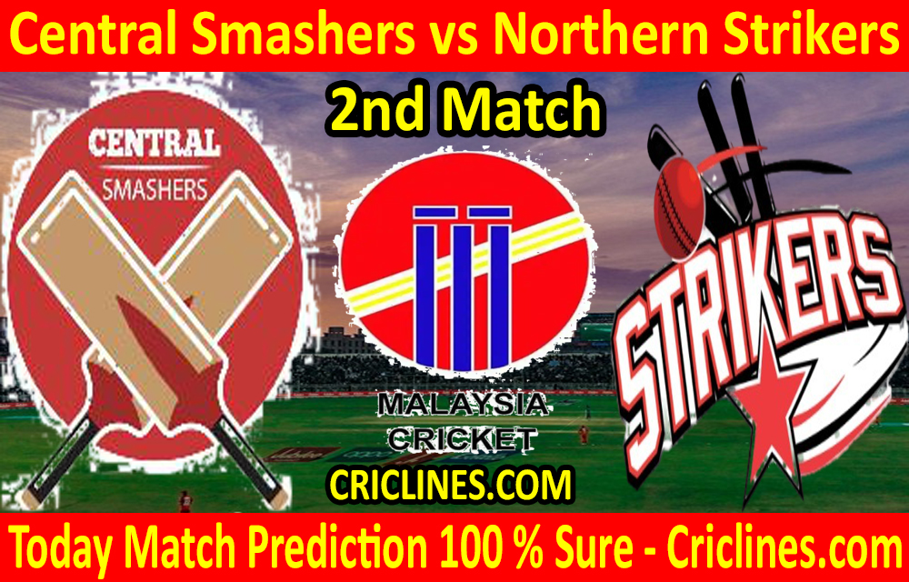 Today Match Prediction-Central Smashers vs Northern Strikers-Malaysian T20 League-2nd Match-Who Will Win