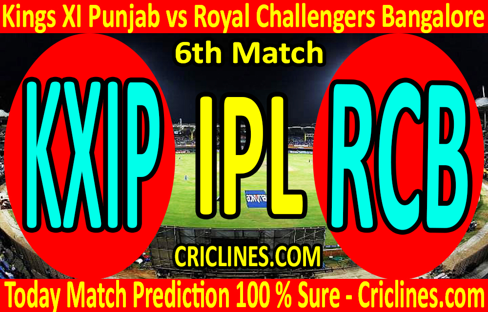 Today Match Prediction-Kings XI Punjab vs Royal Challengers Bangalore-IPL T20 2020-6th Match-Who Will Win