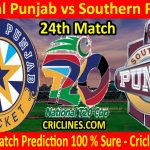 Today Match Prediction-Central Punjab vs Southern Punjab-T20 Cup 2020-24th Match-Who Will Win