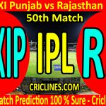 Today Match Prediction-Kings XI Punjab vs Rajasthan Royals-IPL T20 2020-50th Match-Who Will Win