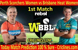 Today Match Prediction-Perth Scorchers Women vs Brisbane Heat Women-WBBL T20 2020-1st Match-Who Will Win