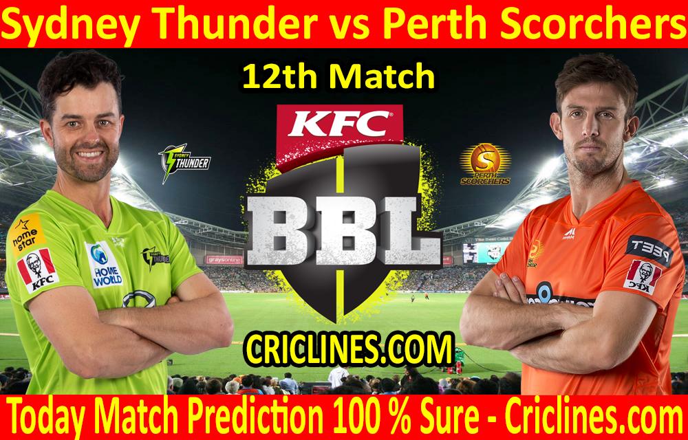 Perth scorchers v sydney thunder betting preview nfl nrl premiership betting market