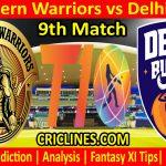 Today Match Prediction-Northern Warriors vs Delhi Bulls-T10 League-9th Match-Who Will Win