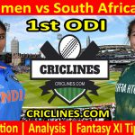 Today Match Prediction-India Women vs South Africa Women-1st ODI-2021-Who Will Win