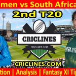 Today Match Prediction-India Women vs South Africa Women-2nd T20-2021-Who Will Win