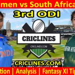 Today Match Prediction-India Women vs South Africa Women-3rd ODI-2021-Who Will Win