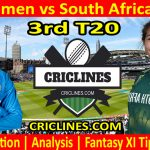 Today Match Prediction-India Women vs South Africa Women-3rd T20-2021-Who Will Win