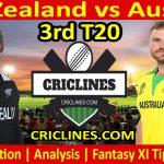 Today Match Prediction-New Zealand vs Australia-3rd T20-Who Will Win