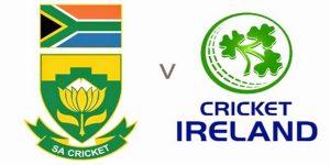 Ireland vs South Africa 1 ODI predictions