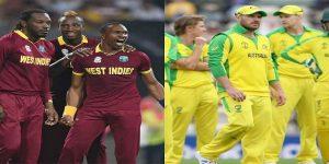 WI vs AUS 5th T20 Match Prediction