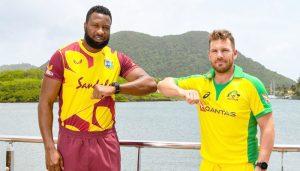West Indies vs Australia 1st T20 Match Prediction