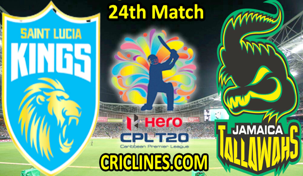 Today Match Prediction-SLK vs JTS-CPL T20 2021-24th Match-Who Will Win