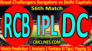 Today Match Prediction-RCB vs DC-IPL T20 2021-56th Match-Who Will Win