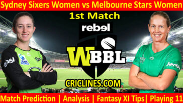 Today Match Prediction-SSW vs MSW-WBBL T20 2021-1st Match-Who Will Win